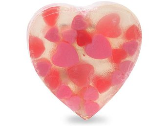 Primal Elements Bar Soap Heart of Hearts 170g