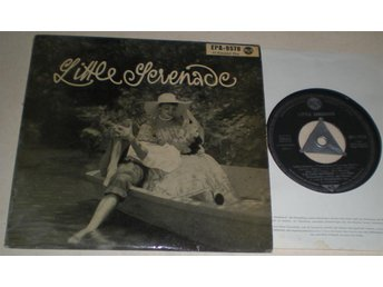 Ames Brothers EP/PS Little sererade VG++