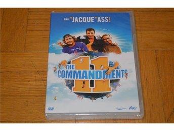 The 11 Commandments ( Jacque Ass ) 2004 - DVD Inplastad - Töre - The 11 Commandments ( Jacque Ass ) 2004 - DVD Inplastad - Töre