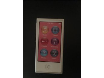 Fabriksny iPod nano 16 GB