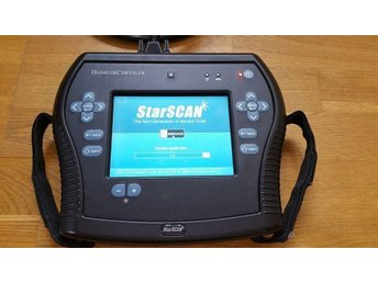 Chrysler Dodge Jeep Sprinter, Star scan dealer-tool bildiagnostik /felkodsläsare