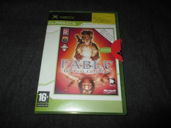Fable The Lost Chapters  - Komplett - Xbox