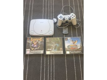 Ps One spelkonsoll
