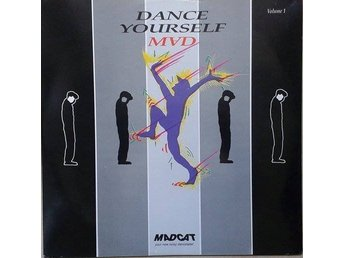 Various title* Dance Yourself Mad Volume 1* House, Acid House, Electro, Hip Hop