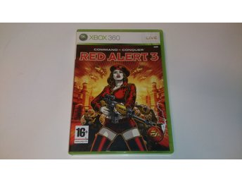 - Red Alert 3 XBOX 360 -