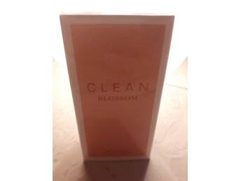 NY ! CLEAN BLOSSOM . EDP 60ML . INPLASTAD .