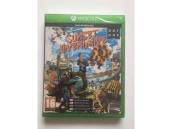 Sunset overdrive Xbox one inplastat
