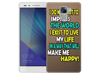 Huawei Honor 7 Skal Motivation
