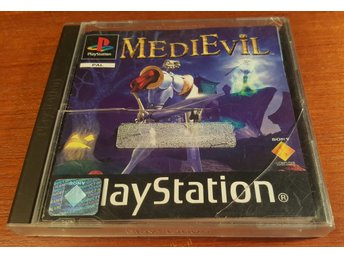 Medievil - Komplett - PS1 / Playstation 1