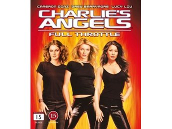 Charlies Angels - Full throttle (Blu-ray)