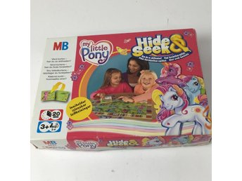 "MB, Spel, ""My little pony"""
