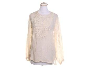 Flash Woman, Blus, Strl: S, Beige