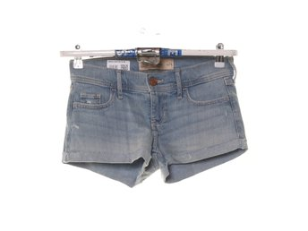 Hollister, Shorts, Strl: 24, Blå