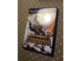 Dynasty Warriors 5 Empires i nyskick!