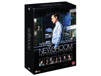 Newsroom / Complete series (10 DVD)