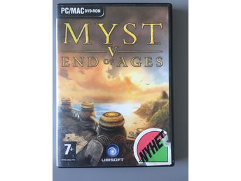 Myst V 5 End IF ages