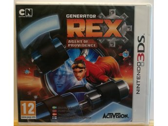 NINTENDO 3DS - GENERATOR REX AGENT OF PROVIDENCE