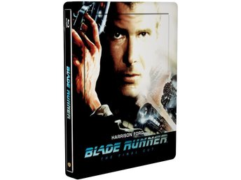 Blade Runner - Limited Edition Steelbook Blu-ray