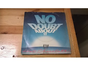 Hot Chocolate - No Doubt About It, EP