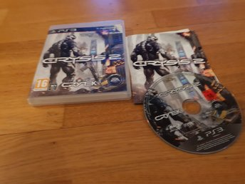 CRYSIS 2 PS3 BEG