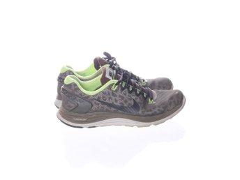 sports shoes 80705 fcb8d Nike, Träningsskor, Strl  42, Lunarglide 5, Brun Limegrön