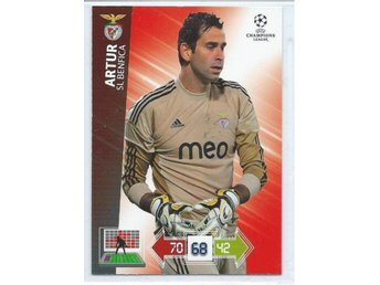 ARTUR - BENFICA  - CHAMPIONS LEAGUE 2012-2013