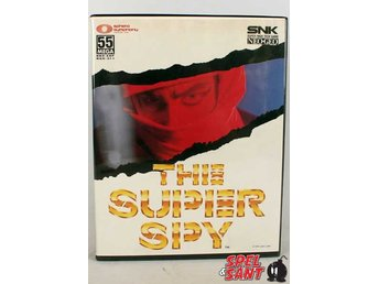 The Super Spy (Nytt)