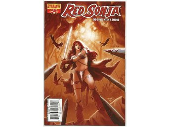 Red Sonja # 54 Cover A NM Ny Import REA!
