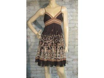 BCBG Max Azria Wildflower Dress,klänning i silke & bomullsblandning - Lysekil - BCBG Max Azria Wildflower Dress,klänning i silke & bomullsblandning - Lysekil