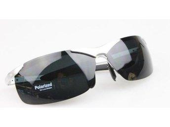 Aluminium-magnesium solglasögon polariserade silver - Shanghai - Aluminium-magnesium solglasögon polariserade silver - Shanghai