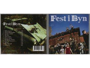 FEST I BYN - Fest I Byn CD ***FRI FRAKT*** - Edsbyn - FEST I BYN - Fest I Byn CD ***FRI FRAKT*** - Edsbyn