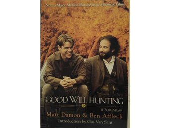 Good Will Hunting - a screenplay