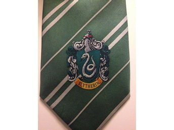 Harry Potter slips grön Slytherin