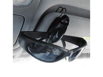 Black Car Vehicle Sun Visor Sunglasses Holder Clip Eye Glasses Card Pen - Govindapuram - Black Car Vehicle Sun Visor Sunglasses Holder Clip Eye Glasses Card Pen - Govindapuram