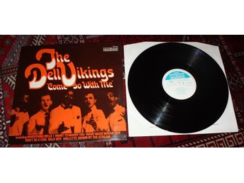 DELL VIKINGS Come go with me US Doo Wop Classic 1957