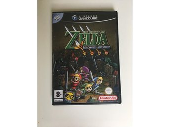 Zelda - Four Swords GameCube