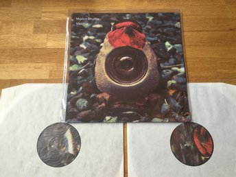 2LP: Marco Shuttle - Visione (2015 techno ambient)