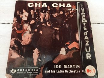 Ido Martin & his Latin Orchestra - Cha Cha. Single