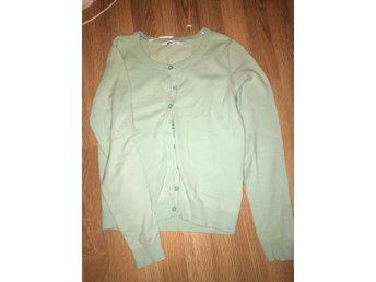 Cardigan / kofta i storlek S, ny pastell/ljusgrön/mintgrön - Västerhaninge - Cardigan / kofta i storlek S, ny pastell/ljusgrön/mintgrön - Västerhaninge