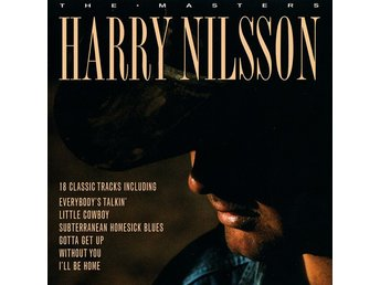 CD Harry Nilsson The Masters