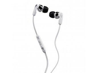 SKULLCANDY Hörlur Strum Vit In-Ear Mic