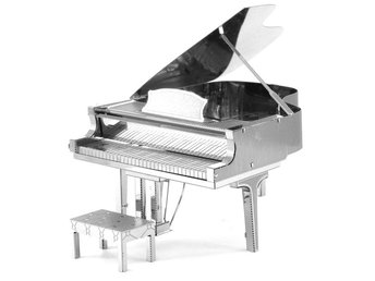 3D modell/pussel Piano