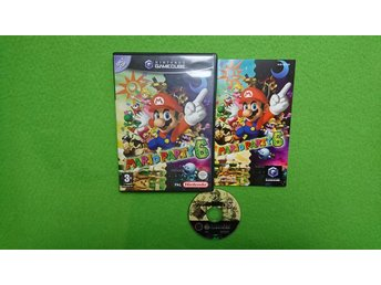 Mario Party 6 KOMPLETT SVENSK UTGÅVA Gamecube Nintendo Game Cube