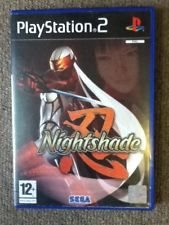 Nightshade - Playstation 2