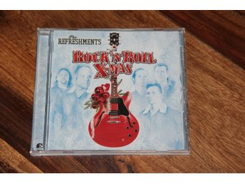 The Refreshments (3) ‎– Rock 'N' Roll X-Mas