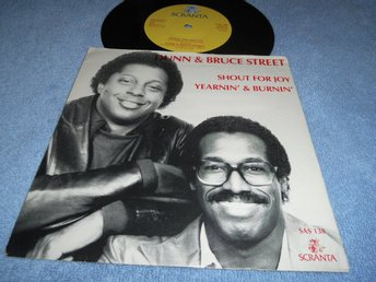 Dunn & Bruce Street - Shout For Joy (si) NM/EX