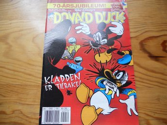 Norsk   Donald Duck  Nr 19  2004