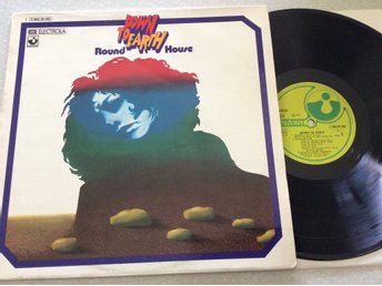 Lp Round House-Down to earth very rare Germany org kraut i toppskick