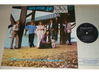 New Seekers LP What Have They Done To My Song Ma UK 1970 VG++