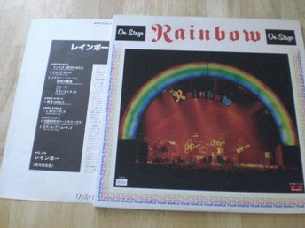 Rainbow - On Stage (JAPAN) GAT, DLP  [ TOPPEX ] Klassiker